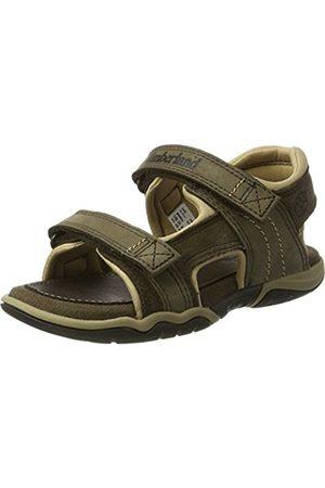 Sandals - Timberland Unisex Kids' Tisbury 2 Strapcanteen Open Toe Sandals