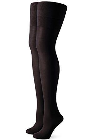 Women Tights & Stockings - Women's Strumpfhose Shape Push Up, Im 2er Pack Tights, 40 Den