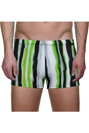 Men Swim Shorts - Bruno Banani Men's Swim Trunks - - Large