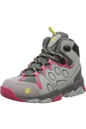 Shoes - Jack Wolfskin Unisex Kids' Mtn Attack 2 Texapore Mid K High Rise Hiking Shoes