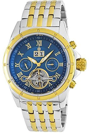 Burgmeister Men's Analogue Automatic Watch with Stainless Steel Strap BM127-137