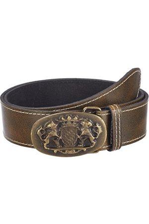 Men Belts - Werner Trachten Men's Belt - - 105 cm