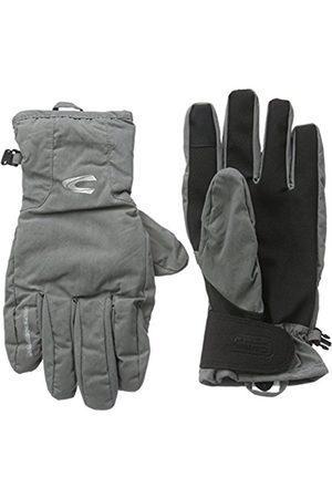 Men Gloves - Camel Active Men's 4G35 Gloves, -Grau (Grau Dunke 7)