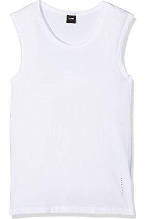 Men Vests & T-shirts - HUGO BOSS Men's Sl-Shirt Rn 10194356 01 Vest