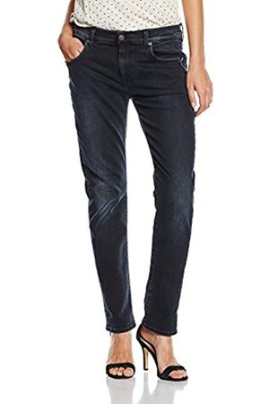 Women Skinny - 7 for all Mankind Women's RELAXED SKINNY Jeans, ( Smoke)