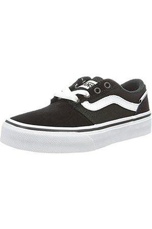 Boys Trainers - Vans Yt Chapman Stripe, Boys' Low-Top Sneakers, ((Suede/Canvas) / )