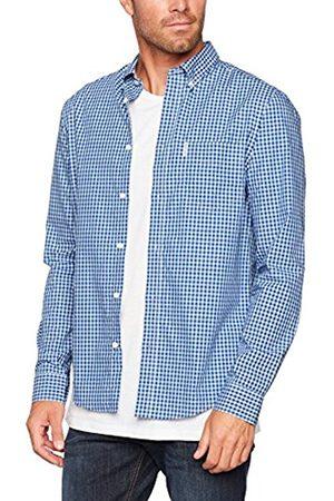 Men Casual - Ben Sherman Men's Ls Core Gingham Casual Shirt