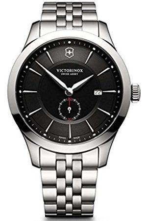 Victorinox Mens Digital Quartz Watch with Stainless Steel Strap 241762