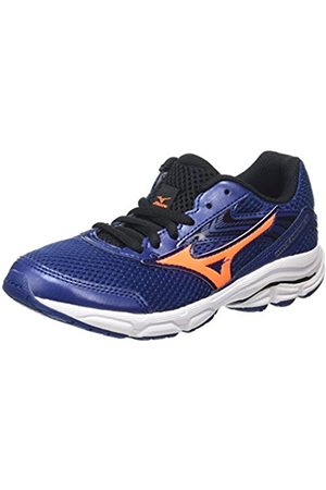 Boys Shoes - Mizuno Boys' Wave Inspire 12 Jr Training Running Shoes