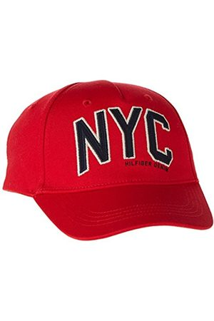 Boys Hats - Tommy Hilfiger Boy's Ame Badge Cap Hat