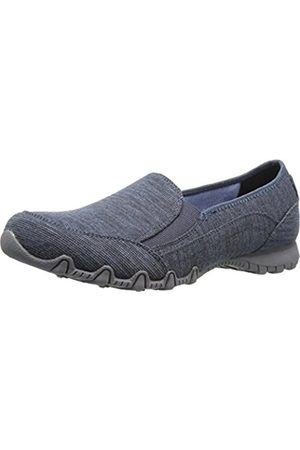 Women Brogues & Loafers - Skechers Women Bikers-Lounger Mocassins