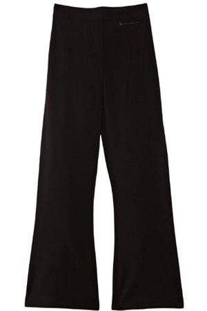 Girls Trousers & Shorts - Junior Girl's Bootleg School Trousers