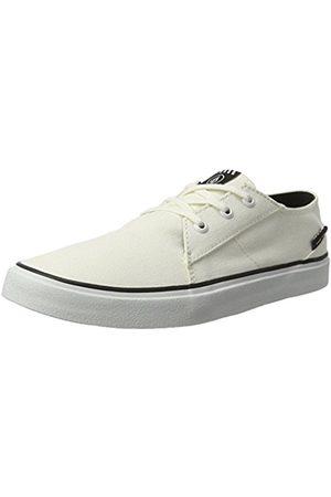 Men Shoes - Volcom Men's Lo Fi Skate-schuh Skateboarding Shoes white Size: 10.5