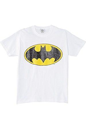 Girls Tank Tops - DC Girls Official Batman Gloss Logo Kids T-Shirt