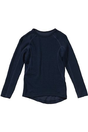 Boys Vests & T-shirts - Schiesser Boy's Vest - Blau (803-dunkelblau) 14 Years