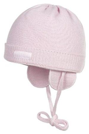 Girls Hats - Döll Girls' Hat pink 43 cm (Manufacturer Sizes: 43)