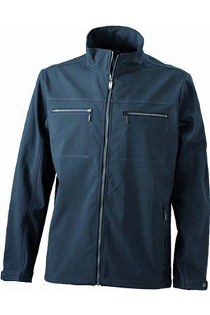 Men Jackets - James & Nicholson Men's Softshelljacke Men's Tailored Softshell Jacket - Jacket