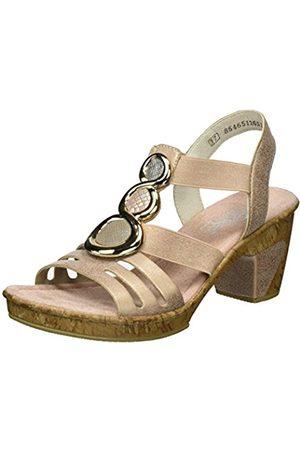 d528dd8240c5 Rieker Women s 69752 Closed Toe Sandals