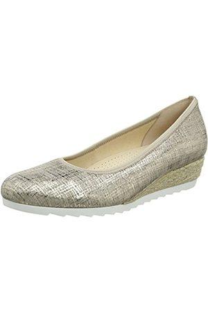 Women Ballerinas - Gabor Shoes Women's Comfort Ballet Flats