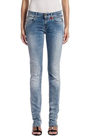 Women Straight - Replay Women's Vicki Straight Jeans