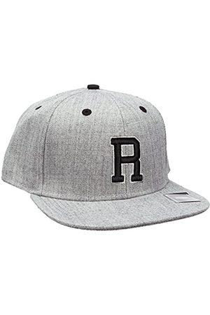 Men Hats - MSTRDS Letter Snapback R Baseball Cap, -Grau (R 1180,4633)