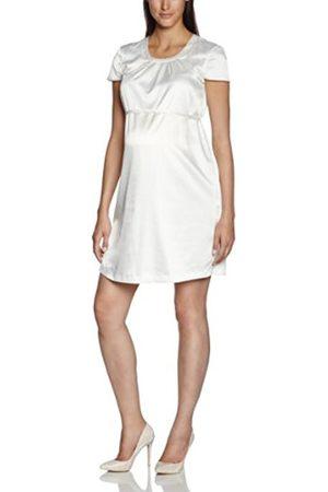 Women Dresses - bellybutton Women's Crew Neck 1/2 Sleeve Dress - - 10