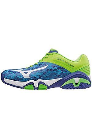 Men Trainers - Mizuno Men's Wave Intense Tour Ac Tennis Shoes 9 UK (43 EU)