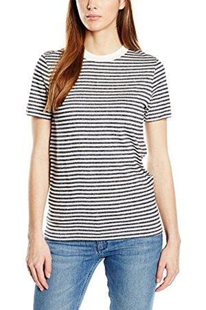 SELECTED FEMME Slfoui SS Tee B T-Shirt Donna