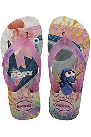 Boys Flip Flops - Havaianas Kids Flip Flops Kids Nemo E Dory - Size 13 - Children's Flip Flops