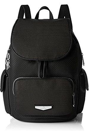 Kipling City Pack S, Women's Backpack, Schwarz (Night )
