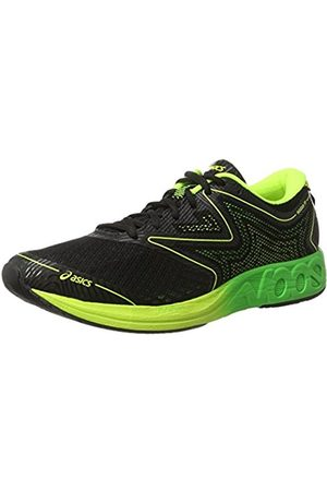 Men Shoes - Asics Men's Noosa FF, Men's Running Shoes, /GreenGecko/SafetyYellow