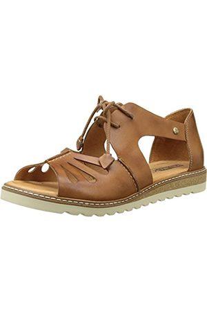 Women Sandals - Pikolinos Women's Alcudia W1l_v17 Wedge Heels Sandals