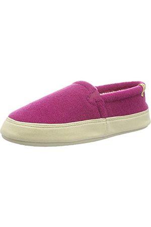 Women Slippers - flip*flop Homie, Women's Warm Lined Slippers, (GERANIUM 251)