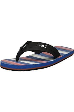 Men Flip Flops - O'Neill Men's Fm Imprint Santa Cruz Flip Fl 0 Size: 10 UK