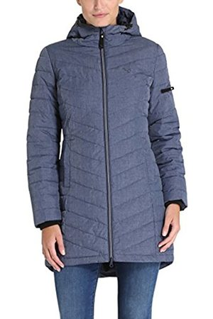 Women Coats - Women's Quilted Coat Melange