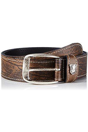 Belts - Werner Trachten Unisex Trachtengürtel Belt - brown - 90 cm