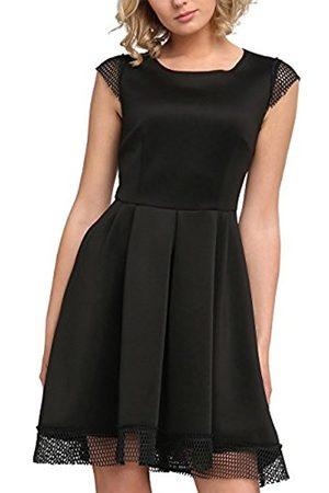 Women Dresses - Women's Glamour Golden-Eye & Midnight Forrest- Dress