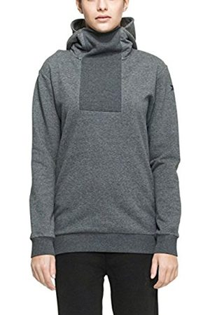 Women Hoodies & Sweatshirts - Onepiece Women's Out Sports Hoodie, -Grau (Nep Dark )