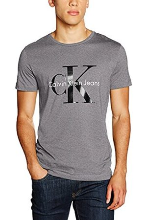 Men Short Sleeve - Calvin Klein Men's Tee Re-Issue Cn Regu Kniited Tank Top
