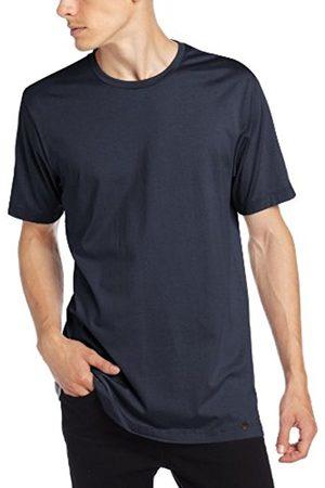 Men Short Sleeve - Hanro Men's Night & Day Plain Short Sleeve Pyjama Top