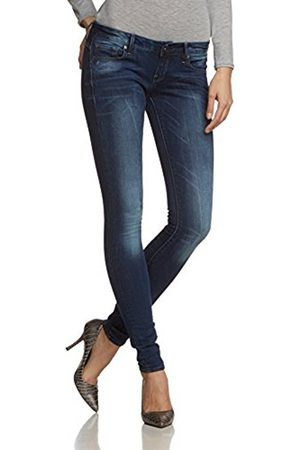 Women Skinny - G-Star Women's 3301 Low Skinny Jeans, Blue