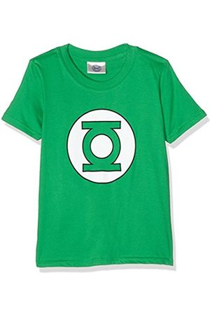 Boys Short Sleeve - DC Boy's Lantern Circle Short Sleeve T-Shirt