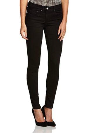 Women Skinny - Religion Women's Bones Lacrimal Straight Jeans