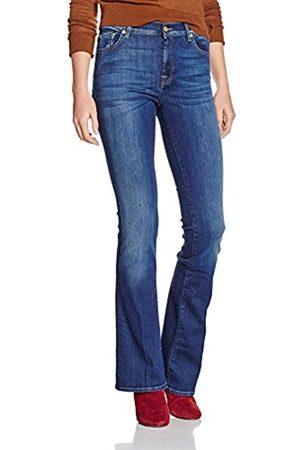 Women Bootcut & Flares - 7 for all Mankind Women's BOOTCUT Jeans, (Bair Duchess)