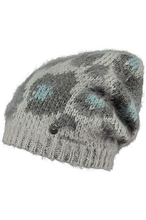 Womens Bobby Beanie, Multicolor (brown/green/blue/white), One Size Kaporal