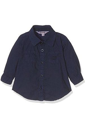 Girls Blouses - Kanz Boy's Hemd 1/1 Arm Blouse, -Blau (Peacoat 3470)