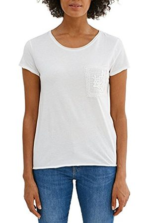 Esprit Women's 037cc1k012 Long Sleeve Top, (Dark )