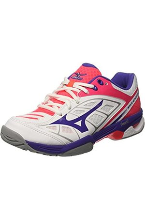 Women Trainers - Mizuno Women's Wave Exceed Ac (W) Tennis Shoes multicolour Size: 4