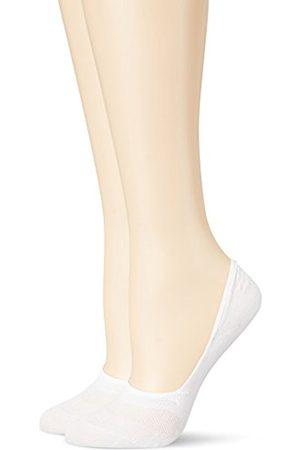 Women Tights & Stockings - Camano Women's Unisex Fashion Comfort Footie 2p Socks
