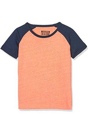 Boys T-shirts - Converse Boy's Chuck Patch Raglan Tee T-Shirt